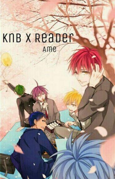 [Kuroko no Basket] KnB x reader