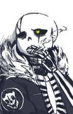 The Skelly Badboy(Gaster!SansxReader) by Gastersans