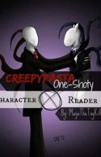 [EDYTOWANE] Creepypasta • One-shoty (Character × Reader) by _Malive