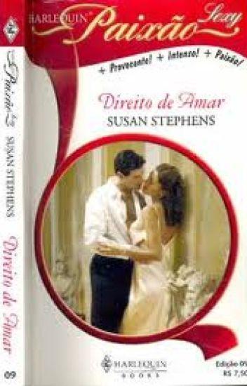 Direito de Amar - Susan Stephens