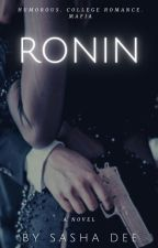 Ronin [ EDITING ] by cockyhead