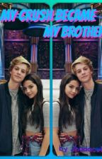 My Crush Become My Brother        by jhadacohen