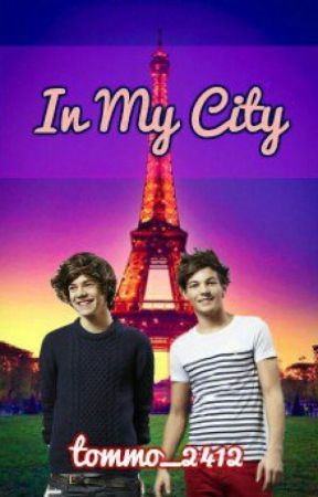 IN MY CITY by tommo_2412
