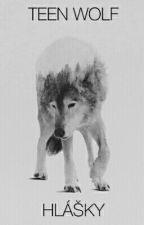 Teen Wolf - Hlášky by Asprbr