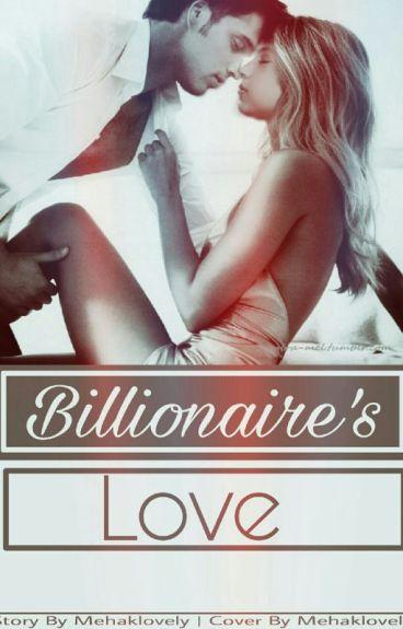 Manan SS: Billionaire's Love
