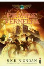 A Pirâmide Vermelha by FlavniaFerreira