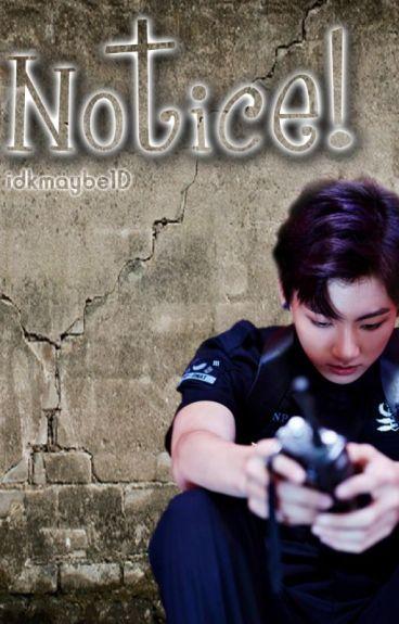 NOTICE (Jungkook BTS)