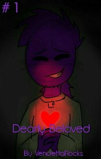 Dearly Beloved (Vince x Blind Reader)