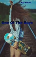 One of the Boys by fartz1