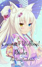 Coconut X Male! Wolf! Reader by ToxicFanfictions