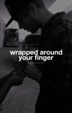 wrapped around your finger ↬ lrh. {os} by alternativelrh