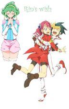 Rin's wish Yu-Gi-Oh Arc V YuzuxYugo by Tsukiko05