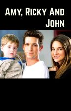 Amy, Ricky and John - The Secret Life Of An American Teenager by kenlendenmen