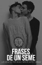 ✏ Frases De Un Seme. by osochro