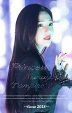 Princess Or Manager 'Vampire'? by istrinyabangtan09