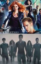 Teen Hunters and Shadow Wolves by teenwolfshadowhunter