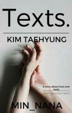 texts [kim taehyung] by min_nana
