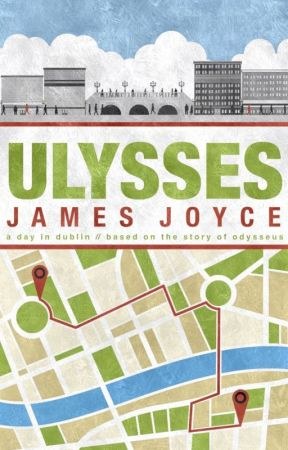 Ulysses (1922) by JamesJoyce