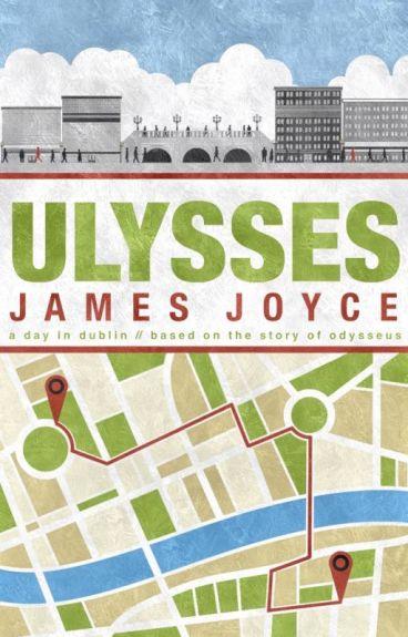 Ulysses (1922) by JamesJoyce