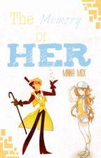 .::The Memory Of HER::.::Fem! Dipper X Bill Cipher::. by Minna_Mox