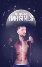 WWE Imagines by ayebrose