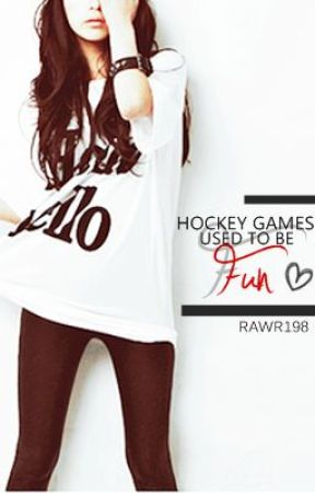 Hockey Games Used to be Fun by RAWR198