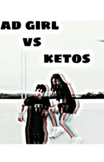 bad girl vs ketos (ketua osis)