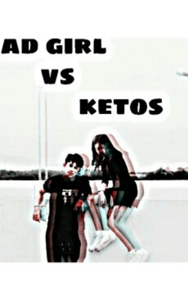 bad girl vs ketos (ketua osis)
