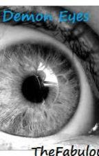Demon eyes by TheFabulousN