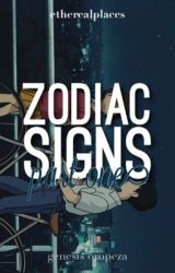 Zodiac Signs | P1 by etherealplaces