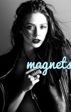 magnets ·· paul lahote by bailee_n