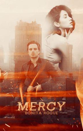 Mercy | B.Barnes by BonitaRogue