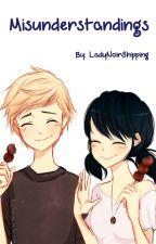 Misunderstandings (Miraculous Ladybug) by LadyNoirShipping