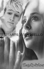 It Starts with Hello //Drew Dirksen by illegallydirksen