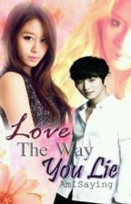 Aso't Pusa Series 1: Love The Way You Lie.. (Major In Editing!) by AmISaying
