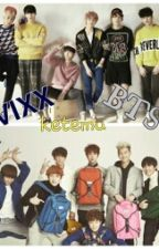 VIXX ketemu BTS by mint_sugar11