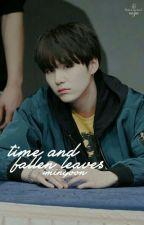 [stop]time and fallen leaves // minyoon by -milkyaway