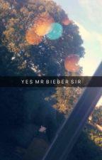 Yes Mr.Bieber Sir  by bieberroses