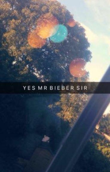 Yes Mr.Bieber Sir