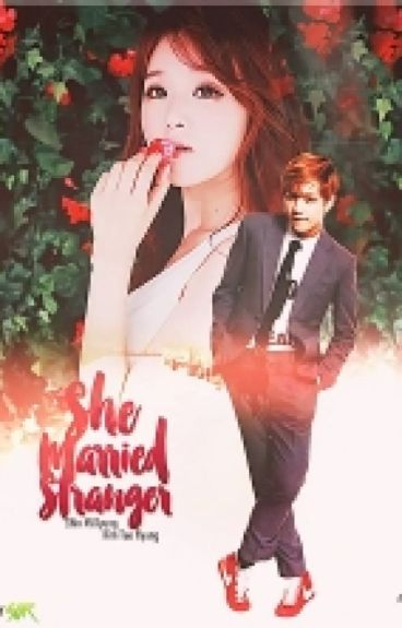 [FF BTS] She Married Stranger (Taehyung)