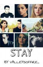 Stay ||Genn Butch|| by valleysoffire_