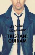 Tristan : quidam by SabrinaCatrain
