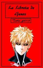 La Libreta de Genos by Turles_girl119