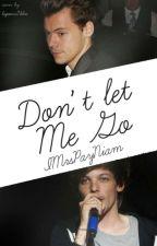Don't let me go-L.S by IMrsPayNiam