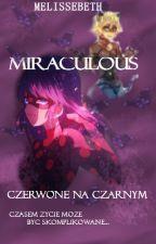 MIRACULOUS - Czerwone na czarnym / FF Miraculous: Biedronka i Czarny Kot by Melissebeth