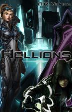 Hellions - Tome 1 : Sacrifice by Arche0X