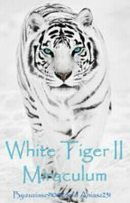 White Tiger II Miraculum by Lucyfer-kun