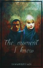 the moment I knew • haylor [#Wattys2016] by exrthswift