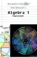 Algebra 1 Explained by weathergirlwx