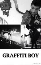 graffiti boy // ziall ✔ [book1] by DameCold
